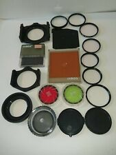 Job Lot Cokin and mixed Filters film photography or digital