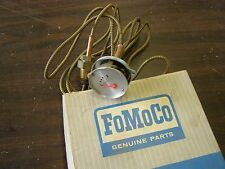 NOS OEM Ford 1967 1968 1969 Large Truck Temperature Gauge F800 F900 F1000