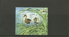 FIJI SGMS1049 IBRA 99 STAMP EXHIBITION NUREMBERG  MINISHEET  MNH