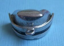 Vintage enamel nurse's cap sterling charm