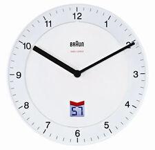 Braun Uhren Bnc006 Funkwanduhr Wanduhr