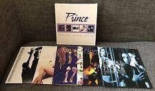 PRINCE Original Album Series CD Box Set 2012 Five Albums VGC FAST FREE POST