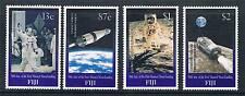 Fiji 1999 anniversario dell'atterraggio sulla luna SG 1054/7 Gomma integra, non linguellato