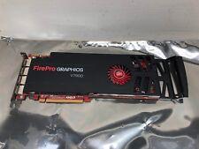 HP AMD FirePro V7900 2GB GDDR5 Video Graphic Card SDR 653329-001 w/ 4x DP to DVI