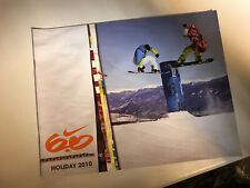 NIKE 6.0 Katalog Catalogue Holiday 2010 RAR
