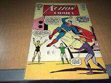 Action Comics Superman 1965 DC Comic Book #321 KJ