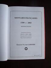 Monnaies françaises N°16 1789-2003