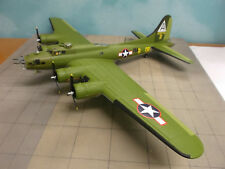 US Army Air Force B-17, P-47, P-51 3 plane set 1:72 scale models from Corgi