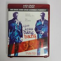 Kiss Kiss, Bang Bang (HD DVD, 2006, HD-DVD/DVD Combination Format)