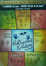Woody Allen's HOLLYWOOD ENDING (2002) Debra Messing George Hamilton Tea Leoni