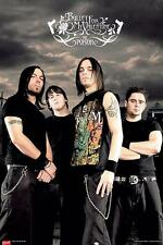 """BULLET FOR MY VALENTINE POSTER """"THE POISON"""""""