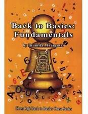 Back to Basics: Fundamentals. Francuski. NEW Chess BOOK