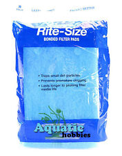 Marineland Rite Size Bonded Filter Pad Cut to Fit any Filter 312 square inches