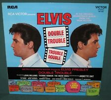 Elvis Presley Double Trouble LP 461.020 France NM 1969