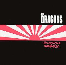 Dragons Rock & Roll Kamikaze CD Gearhead Records Garage Punk Hanoi Rocks Zeros