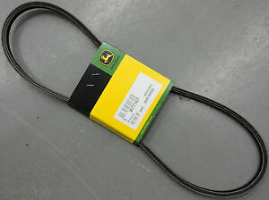 John Deere Genuine OEM Belt M77167 JA 62 65 JE JX 14 SB SE SZ SC SX ST SS PS