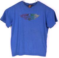 Vintage Hang ten Mens T Shirt Size XL Beach Top Surf Tee Retro Hangten