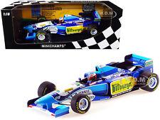 BENETTON RENAULT B195 #1 Schumacher F1 Pacific GP 1995 1/18 MINICHAMPS 510953301