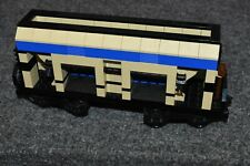 2 x LEGO TRAIN Blue brick ref 2877 set 4560 4561 4535 10013 10017 4563 2774