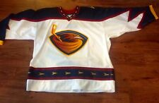 Atlanta Thrashers Authentic On Ice Game Jersey brand new!