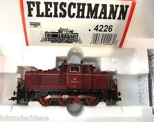 BR 260 150-8 Diesellok DB  Fleischmann  HO 4226 DSS OVP #386
