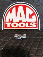 """MAC TOOLS XU202R 5/8in 3/8"""" DRIVE 6 POINT SWIVEL / FLEX SOCKET - Made In USA"""