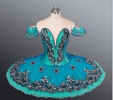 Professional Classical Ballet Tutu Costume Green Esmeralda Custom Order MTO YAGP
