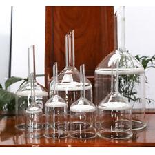 Labor Filter Set Buchner Trichter Borosilkatglas Büchner-Trichter