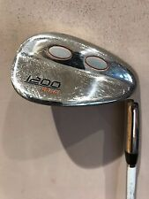 *ONLY £ 14.99 * PRE OWNED WILSON 1200 SAND WEDGE 56 DEGREE