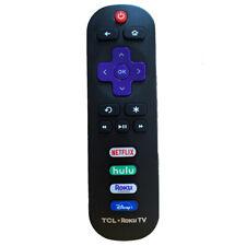 Nuevo Original RC280 para TCL Roku control remoto de TV con canal NETFLIX HULU Roku