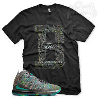 "New ""B BLESSED"" T Shirt for Nike Lebron 17 I Promise"