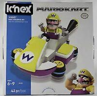 KNEX Mario Kart 8 - Wario Kart Building Set - Brand New