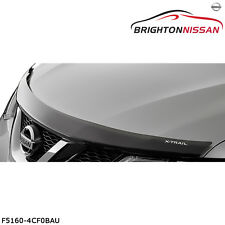 New Genuine Nissan X-Trail T32 Bonnet Protector Smoked F51604CF0BAU RRP $87