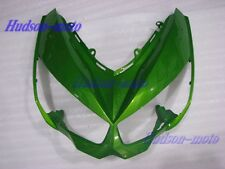 Front Nose Upper Fairing For Kawasaki Z1000SX 2011-2015 2012 2013 Pearl Green