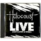 HOLOCAUST Live Hot Curry & Wine CD Metal...