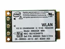 DELL Laptop Intel Pro Wireless WiFi 4965AGN Network adapter PCI-E Mini Card  L