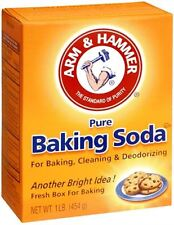 ARM - HAMMER Pure Baking Soda 16 oz (Pack of 3)