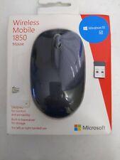 New NIB Microsoft Wireless Mobile Mouse 1850 U7Z-00011 1593 1636 Windows 7 8 10