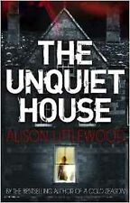 The Unquiet House by Alison Littlewood, Book, New (Paperback)