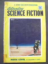 UK Pulp Mag - ASTOUNDING SCIENCE FICTION May, 1953
