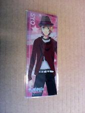 Utapri Uta no Prince sama 2 light plastic bookmarks set segnalibri Syo & Ai