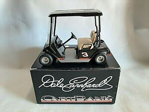 Dale Earnhardt Racing Golf Cart Bank 1996 GM 1:16 Scale Goodwrench #3 Diecast