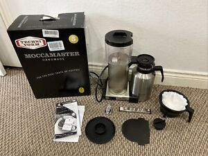 Technivorm Moccamaster CDT Grand Thermal Coffee Maker - Polished Silver