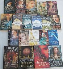 PHILIPPA GREGORY - 20 of Her BESTSELLING NOVELS -,,THE WIDE ACRE TRILOGY+++++