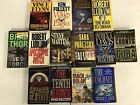 Lot of 20 Mystery Thriller Fiction Paperbacks Books RANDOM UNSORTED mix