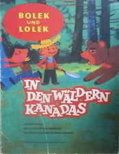 DDR Lolek und Bolek In den Wäldern Kanadas