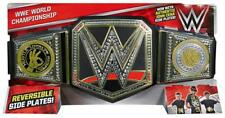 WWE Mattel World Championship Brand New Championship Toy Belt - Mint Packaging