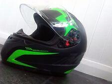 MT Thunder motorbike helmet Thunder Squad Size Medium 57-58 full face