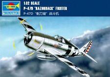 Trumpeter 1/32 02262 P-47D Thunderbolt Razorback model kit