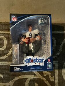 "NFL Dallas Cowboys Tony Romo 2008 All-Star Vinyl 9"" Action Figure w/ Helmet"